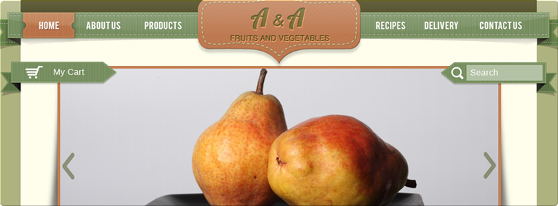 A&A Fruits and Vegetables